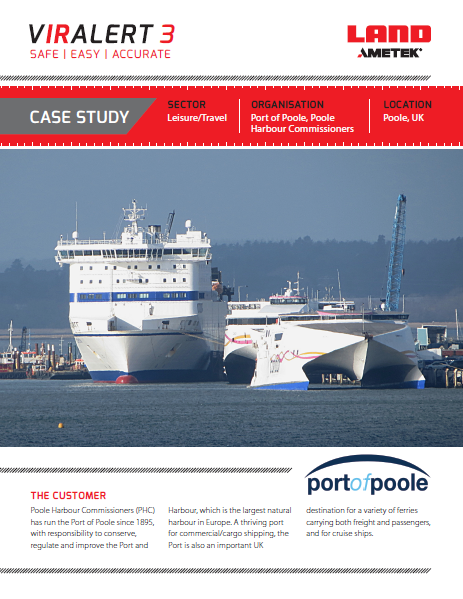 Port of Poole - VIRALERT Case Study