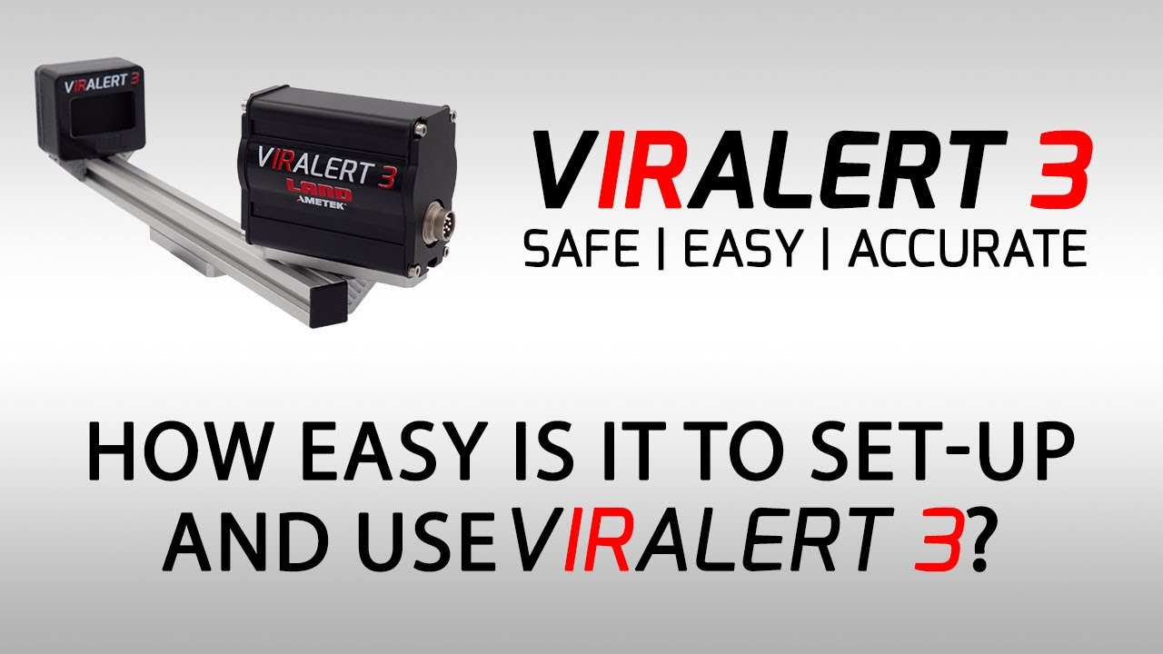 VIRALERT 3 QA How Easy Is to Set up and Use VIRALERT 3
