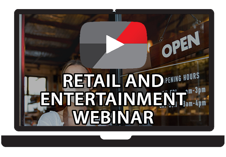 Retail and Entertainment Webinar